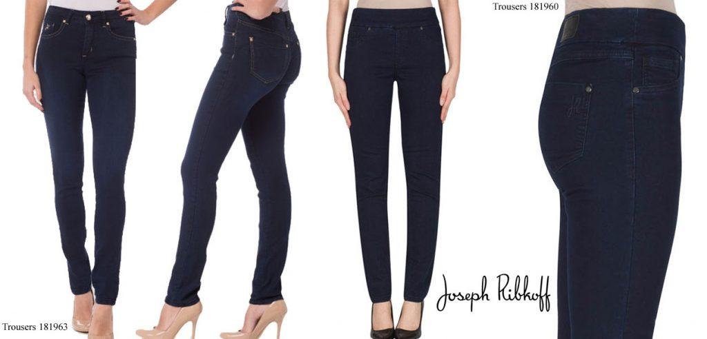 Joseph Ribkoff Jeans Spring Summer 2018