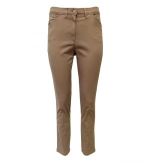 Brax Mary S Jean Trousers in Sand 78-6157/54