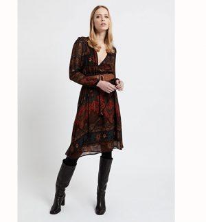 ottod'Ame Var Unica Mao Dress DA3321-1620