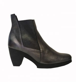 Arche Divana Double Cuir in Pewter