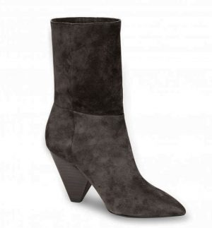 ASH DOLL Mid Calf Boots Baby Soft Africa Suede