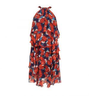 Pinko Layer Halterneck Dress
