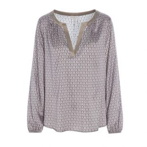 Dea Kudiba Amalie Exclusive Bee Taupe Tunic