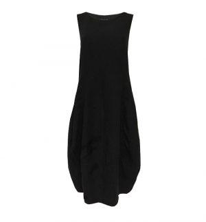 Grizas Sleeveless Balloon Dress in Black 9090-ST2/17