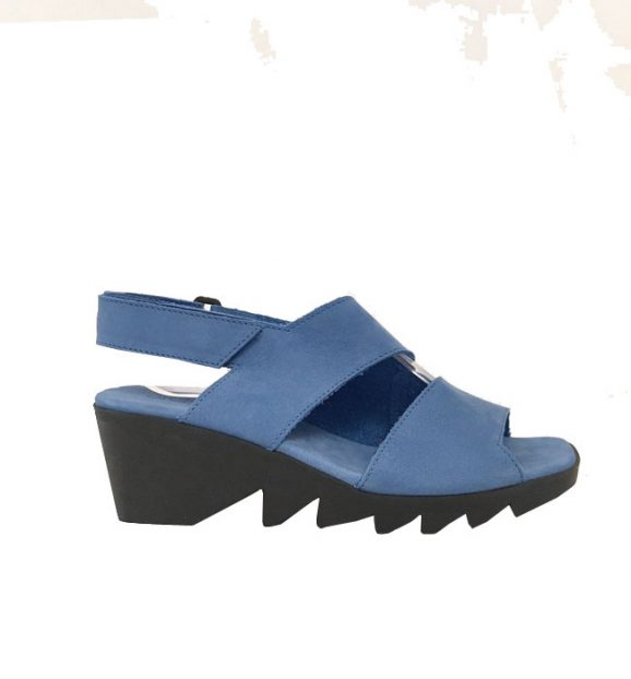 Arche Himoka Nubuck sandal