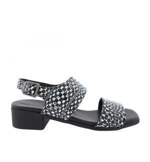 Arch Tinaka Patent Sandals