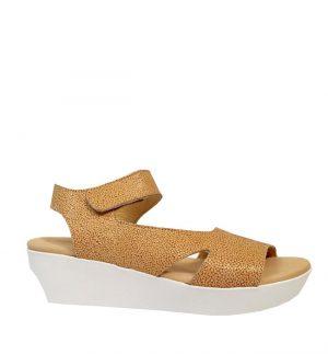 Arche Soqeto Nude Sandals