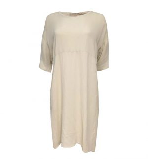 Transit Par Such Raw Cream Dress CFDTRHB113-01