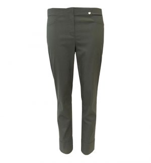 Robell Bella Khaki Trousers