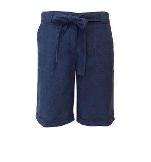 Brax Mel Blue Tie Shorts 72-2227/24