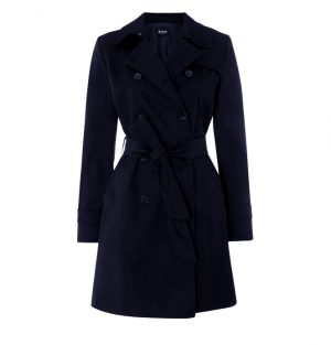 Emme Marella Pamela Coat in French Navy 50210595/001