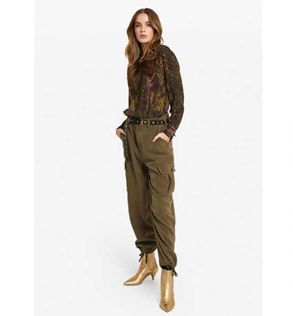 ottod'Ame Combat Jogger Trousers