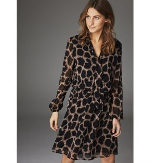 Dea Kudibal Tallulah Giraffe Dress