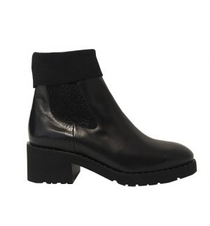 Calpierre Cuff Ankle Boot