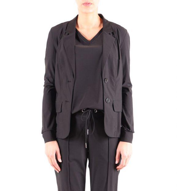 Rino & Pelle Erleen Stretchy Jacket in Black 700W19/0990