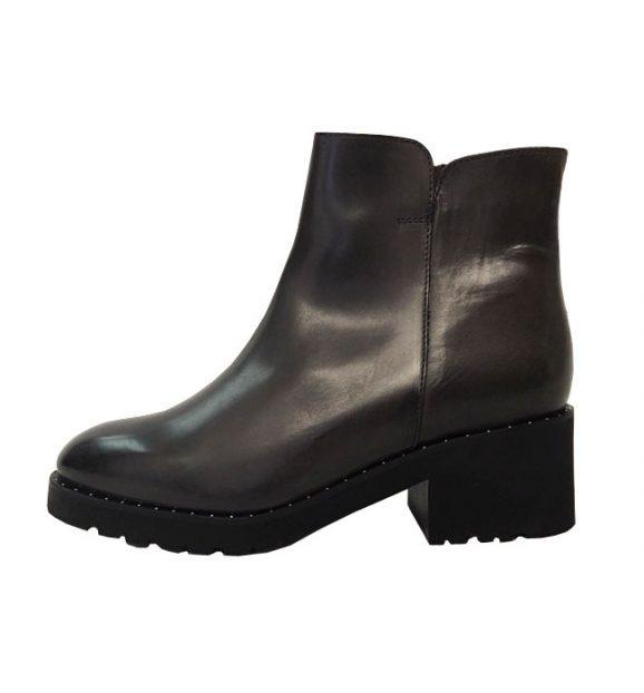 Calpierre Virel Grigio Ankle Boot in Tired Grey DT306/Y