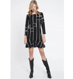Ana Alcazar Vimole Mini Dress