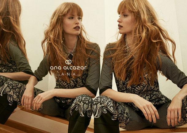 Ana Alcazar AW19 brand image
