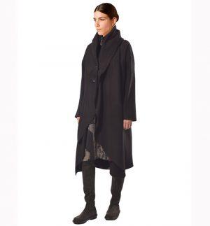 Crea Concept Oversized Wool Coat