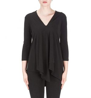 Joseph Ribkoff Black Top 161066H