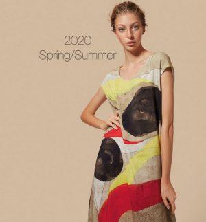 Crea Concept Circle Abstract Dress