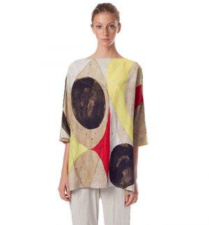 Crea Concept Circle Abstract Tunic