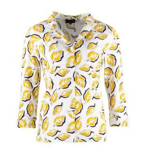 Zilch Honey Leaves Blouse