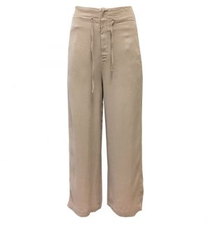 Transit Par Such Wide Leg Floppy Trousers CFDTRKM221-09