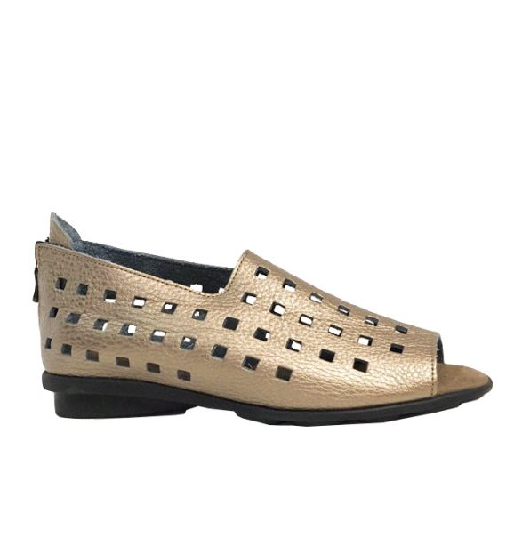 Arche Drick Fast Metal Moon with Black Rubber Sole