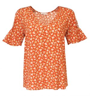Yerse Floral Top