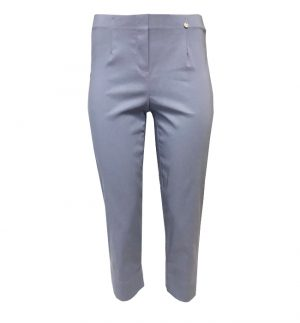 Robell Marie 07 Crop Trouser Light Denim