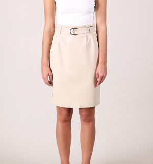 Rino & Pelle Maika Faux Leather Skirt