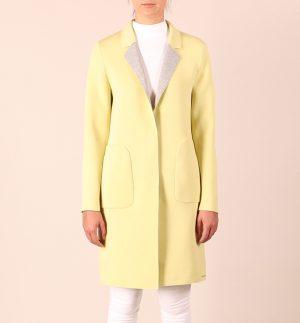 Rino & Pelle Nidra Jersey Coat Soft Lime