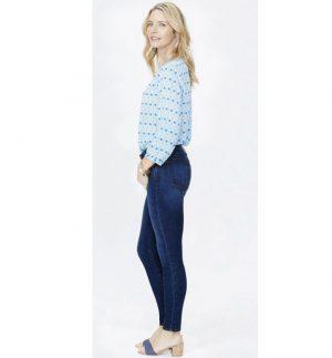 NYDJ Ami Skinny Cooper in Blue MDNM2021/2907