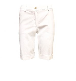 Brax Mia S Shorts in White 72-1527/99
