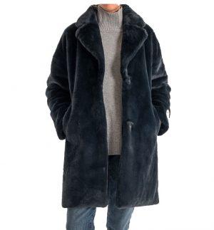 Rino & Pelle Joela Faux Fur Coat