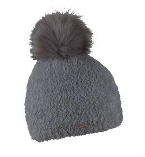Sabbot Gizella Pompom Hat Grey