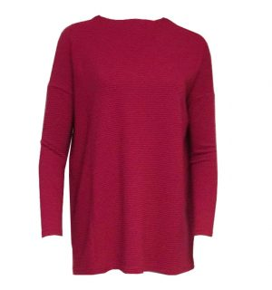 Doris Streich Ribbed Jumper