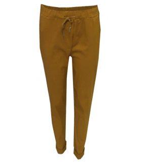 Mustard Magic Trousers