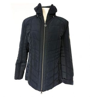 Barbara Lebek Navy Jacket